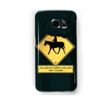 Headless Horseman Sign Samsung Galaxy Case/Skin
