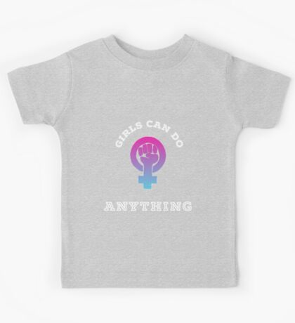 Girl Power I Kids Tee