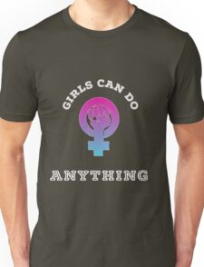 Girl Power I Unisex T-Shirt
