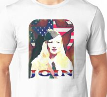 VERONICA LAKE - 065 Unisex T-Shirt