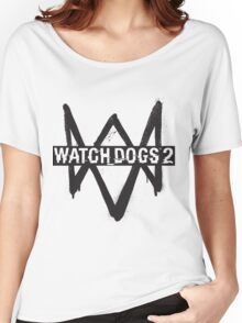 WATCH DOGS Women's Relaxed Fit T-Shirt