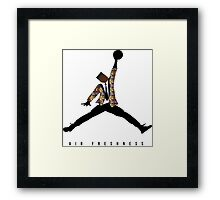 AIR FRESHNESS Framed Print