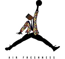 AIR FRESHNESS Photographic Print