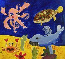 Under the Sea by koolart