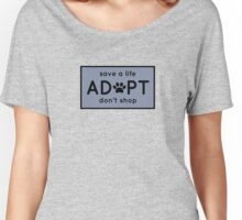 Adopt Women's Relaxed Fit T-Shirt