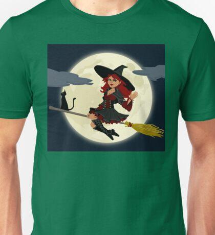 HALLOWEEN...in KRICKET KOUNTRY! Unisex T-Shirt