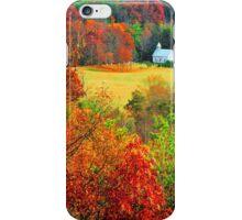 CHURCH,CADES COVE iPhone Case/Skin