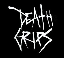 Death Grips (White Logo) by arkaffect