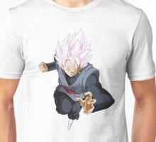 Dragon Ball Super - Black Goku Rose  Unisex T-Shirt