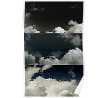 Cloud Gradient Poster
