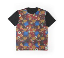 Gingerbread Men and Cinnamon Stars Graphic T-Shirt