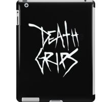 Death Grips (White Logo) iPad Case/Skin