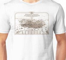 San Francisco - Graphic Chart - 1875 Unisex T-Shirt