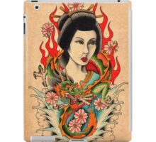 Dragon Geisha iPad Case/Skin