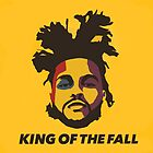 The Weeknd King Of The Fall by Wirlyquirly