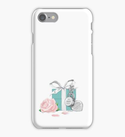 Tiffany Rose iPhone Case/Skin