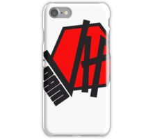 team crew party freunde cool logo design vip very important person wichtig  iPhone Case/Skin
