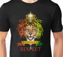 Rastafari Respect Unisex T-Shirt