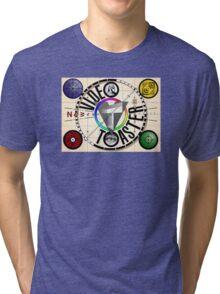 Video Toaster Tri-blend T-Shirt
