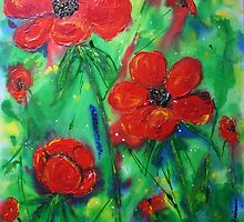 Wild about poppies  by chasingsooz