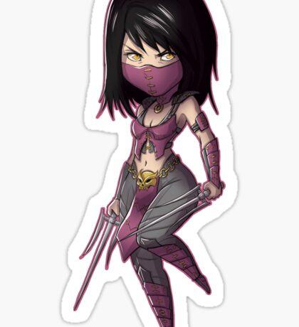 Mortal Kombat • Mileena Sticker