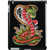 Traditional Cobra iPad Case/Skin