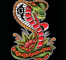 Traditional Cobra by MikeFrench