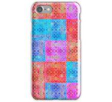 d29: psych tetris iPhone Case/Skin