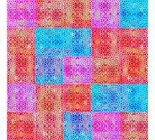 d29: psych tetris Photographic Print