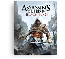 assassin's creed IV black flag Canvas Print