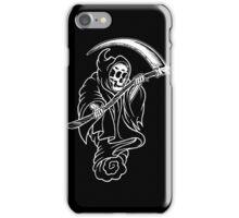 Classic Grim Reaper iPhone Case/Skin