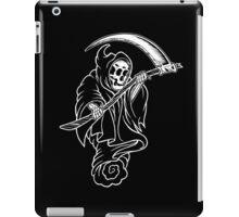 Classic Grim Reaper iPad Case/Skin