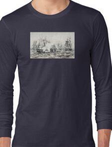 Battle of Lake Erie Long Sleeve T-Shirt