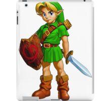 the Legend of Zelda LINK iPad Case/Skin