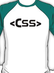 CSS Web Development T-Shirt