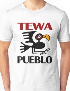 TEWA PUEBLO Unisex T-Shirt