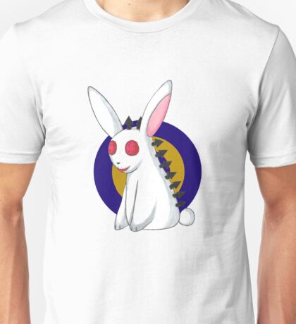 Button-Eyed Bunny Unisex T-Shirt