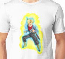 "Dragon Ball Super - Mirai Trunks Super Saiyan ""Blue"" Unisex T-Shirt"