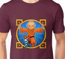 Shaolin monk 01 Unisex T-Shirt