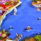 Blue idaho by Adam Bogusz