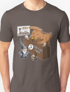 Middle Earth Travels T-Shirt