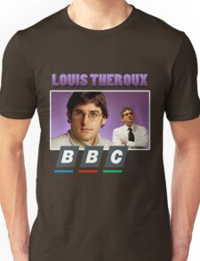Louis Theroux - BBC Unisex T-Shirt