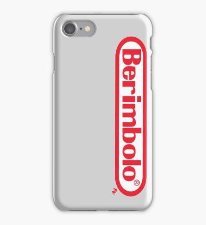 Berimbolo/Nintendo iPhone Case/Skin