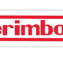 Berimbolo/Nintendo Sticker