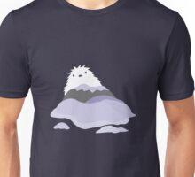 Hiding Yeti Unisex T-Shirt