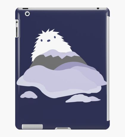 Hiding Yeti iPad Case/Skin