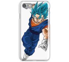 Dragon Ball Super - Vegetto Blue  iPhone Case/Skin
