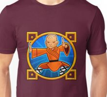 shaolin monk 02 Unisex T-Shirt