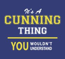 It's A CUNNING thing, you wouldn't understand !! by satro