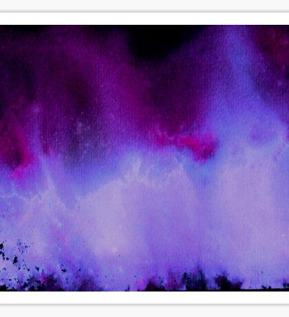 Neural Nebula Sticker